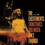 2º LP / 2nd LP-✯THE EXCITEMENTS✯ - 60s RHYTHM & BLUES / EARLY SOUL FEMALE SINGER